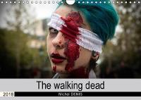 The walking dead 2018 A herd of zombies invades Paris. by Michel DENIS