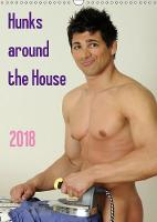 Hunks around the House 2018 Colour photos of nude muscular males doing the household by malestockphoto
