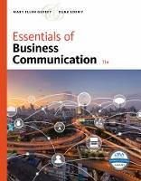 Essentials of Business Communication by Mary Ellen (Los Angeles Pierce College) Guffey, Dana (California State University, Fullerton) Loewy