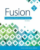 Fusion Integrated Reading and Writing, Book 2 by Verne (Write Source, UpWrite Press, and Thoughtful Learning) Meyer, Patrick (Write Source, UpWrite Press, and Thought Sebranek