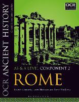 OCR Ancient History AS and A Level Component 2 Rome by Robert (Wellington College, UK) Cromarty, James (Saint Felix School, Southwold, UK) Harrison, Steve (Royal Grammar Sc Matthews
