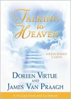 Talking to Heaven Mediumship Cards by Doreen Virtue, James Van Praagh