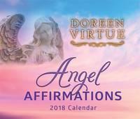 Angel Affirmations 2018 Calendar by Doreen Virtue