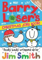 Barry Loser's Christmas Joke Book by Jim Smith