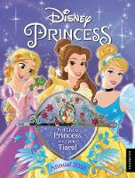 Disney Princess Annual 2018 by Egmont UK Ltd