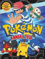 The Official Pokemon Annual 2018 by Egmont UK Ltd