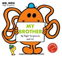 Mr Men My Brother by Roger Hargreaves