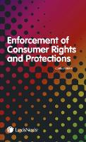 Enforcement of Consumer Rights and Protections by Claire Andrews