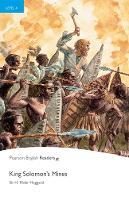 PLPR4:King Solomons Mine Bk/CD Pack by H. Rider Haggard