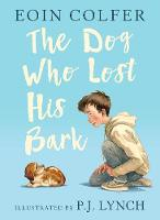 Book Cover for The Dog Who Lost His Bark by Eoin Colfer