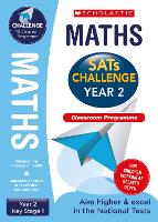 SATs Challenge: Maths Classroom Programme Pack (Year 2) by Caroline Clissold