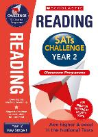 Reading Challenge Classroom Programme Pack (Year 2) by Charlotte Raby