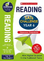 Reading Challenge Classroom Programme Pack (Year 6) by Graham Fletcher