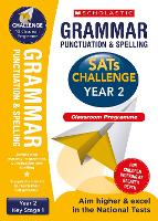 Grammar, Punctuation and Spelling Challenge Classroom Programme Pack (Year 2) by Shelley Welsh