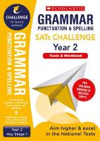 Grammar, Punctuation and Spelling Challenge Pack (Year 2) by Shelley Welsh