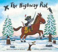 The Highway Rat Christmas BB by Julia Donaldson