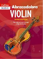 Abracadabra Violin (Pupil's book) The Way to Learn Through Songs and Tunes by Peter Davey