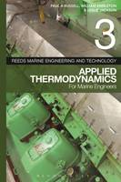 Reeds Vol 3: Applied Thermodynamics for Marine Engineers by Alan Murphy, William Embleton, Paul Anthony Russell, Leslie Jackson