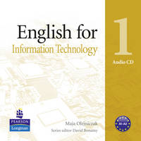 English for IT Level 1 Audio CD by