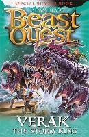 Beast Quest: Verak the Storm King Special 21 by Adam Blade