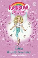 Rainbow Magic: Lisa the Jelly Bean Fairy The Candy Land Fairies Book 3 by Daisy Meadows