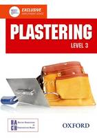 Plastering Level 3 Diploma Student Book by British Association of Construction Heads