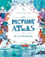 The Picture Atlas by Simon (Packager) Holland