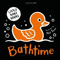 Little Baby Books: Bathtime by Melissa Four