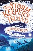 Book Cover for The Storm Keeper's Island by Catherine Doyle