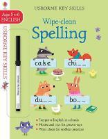 Wipe-clean Spelling 5-6 by Jane Bingham