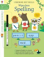 Wipe-clean Spelling 6-7 by Jane Bingham
