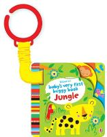 Baby's Very First Buggy Book Jungle by Fiona Watt