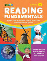 Reading Fundamentals: Grade 5 Nonfiction Activities to Build Reading Comprehension Skills by Aileen Weintraub
