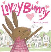Lovey Bunny by Kristine Lombardi