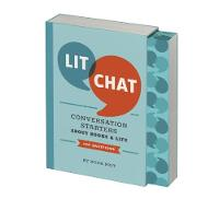 Lit Chat Conversation Starters about Books and Life (100 Questions) by Book Riot, Inc. Riot New Media Group