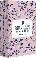 Jane Austen Notecards by Abrams Noterie