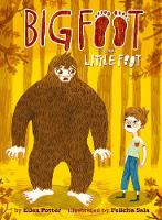 Big Foot & Little Foot (Book #1) by Ellen Potter