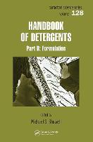 Handbook of Detergents - 6 Volume Set by Uri (University of Haifa at Oranim, Kiryat Tivon, Israel) Zoller