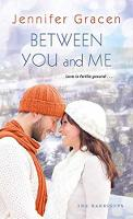 Between You And Me by Jennifer Gracen