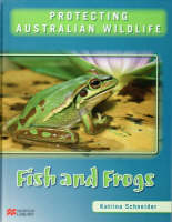 Fish and Frogs by Kate Schneider