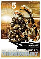Mobile Suit Gundam Thunderbolt, Vol. 5 by Yasuo Ohtagaki, Hajime Yatate, Yoshiyuki Tomino