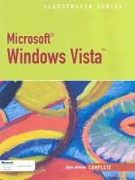 Microsoft Windows Vista, Illustrated Complete by Steve Johnson