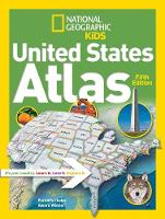 National Geographic Kids United States Atlas by National Geographic Kids