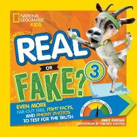 Real or Fake 3 by Emily Krieger