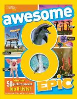 Awesome 8 Epic by Michelle Harris, Julie Beer
