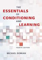 The Essentials of Conditioning and Learning by Michael Domjan