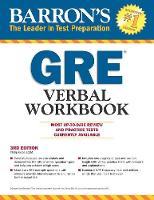GRE Verbal Workbook by Philip Geer