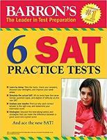 6 SAT Practice Tests by Philip Geer, Stephen A. Reiss