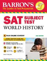 Sat Subject Test World History by William Melega