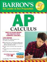 Barron's AP Calculus by David Bock, Dennis Donovan
